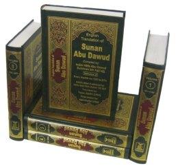 Sunan Abu Dawood (5 Vol.Set)